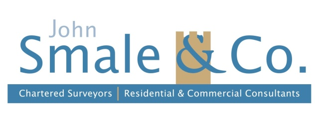 John Smale white logo