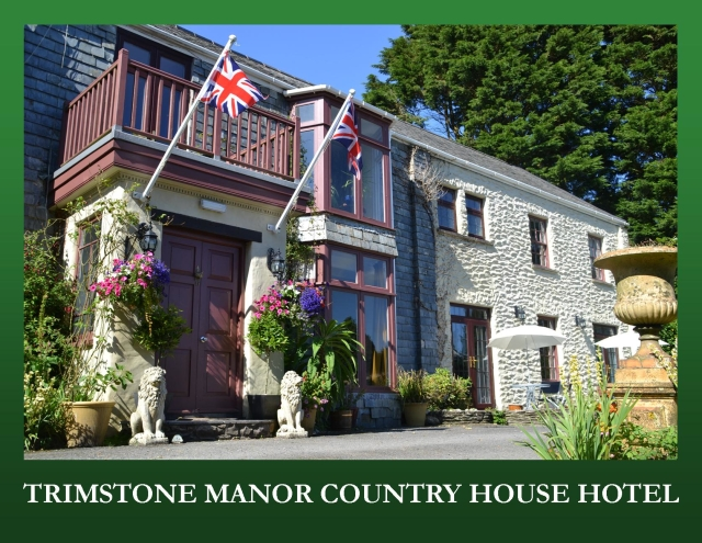 Trimstone Manor logo